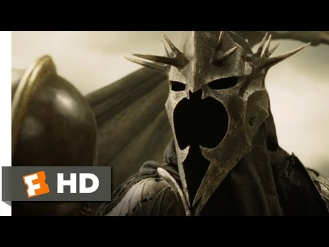 The Lord of the Rings: The Return of the King (5/9) Movie CLIP - The Witch King (2003) HD