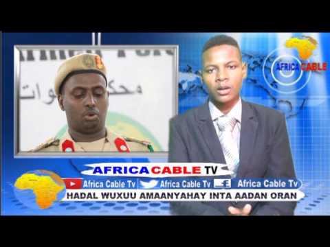 QODOBADA WARKA AFRICA CABLE TV BY MAXAMED YAASIN MAHDI MAXAMED DEEQ ALFA 21 6 17