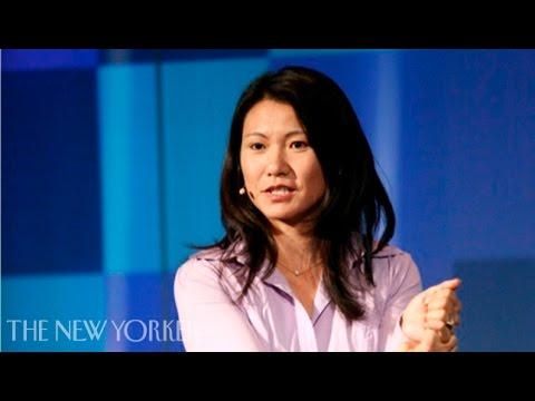 Yoky Matsuoka on robotics - The New Yorker Conference
