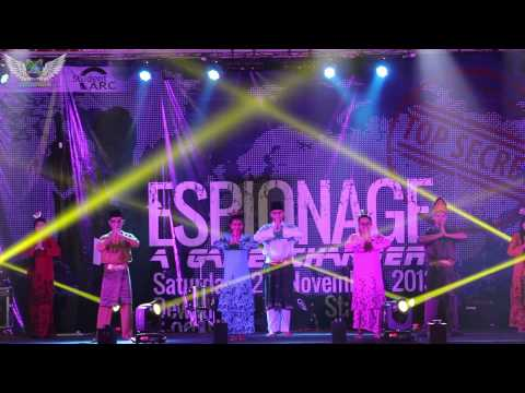 Multi-Cultural Night 2013 - Espionage - Taksim Warisan