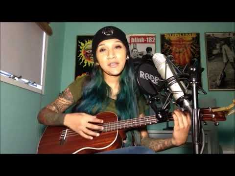 This Chick Is Wack Ballyhoo Ukulele Cover Youtube