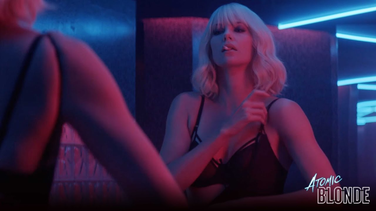 Image result for Atomic Blonde Movie