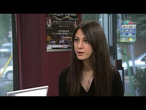 WOWtv 晨早360-Catherine Manoukian Violinist(粵)