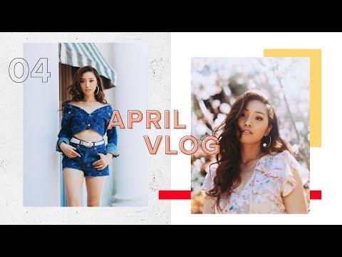 Preparing For Coachella Weekend | April Vlog