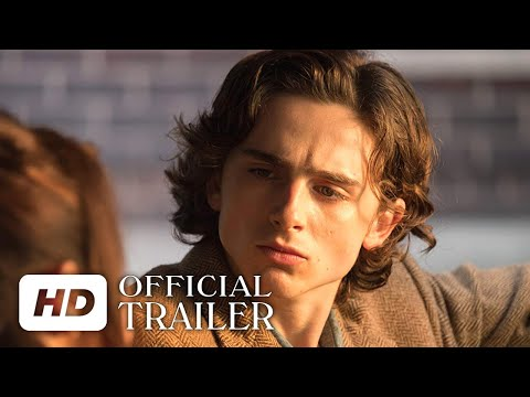 A RAINY DAY IN NEW YORK - OFFICIAL TRAILER - WOODY ALLEN MOVIE