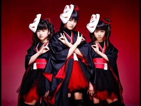 BABYMETAL - BABYMETAL FULL ALBUM 2014 (HQ)