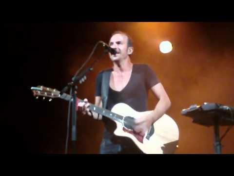 Calogero - Aussi libre que moi Sommatino 10 agosto 2011