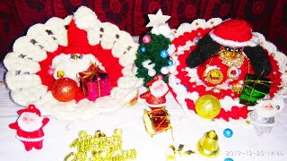 OUR LADDU GOPAL ON CHRISTMAS/CHRISTMAS LOOK/MERRY CHRISTMAS
