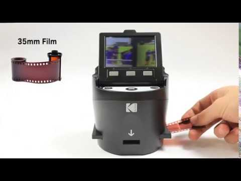 Kodak Scanza Digital Film Slide Scanner
