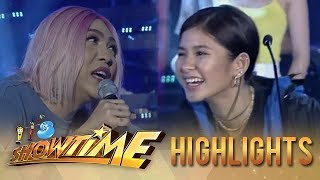 It's Showtime PUROKatatawanan: Loisa tries to outwit Vice Ganda's answer