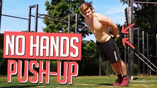 NO HANDS PUSH UP CHALLENGE - Is It Possible?