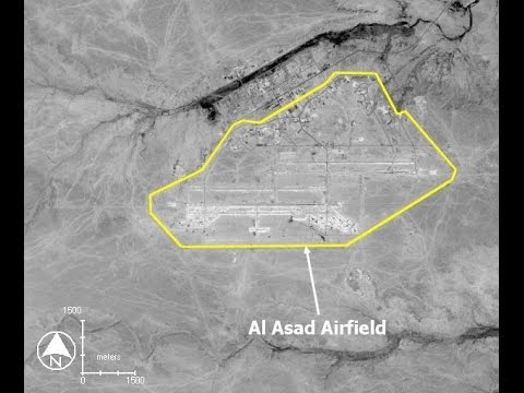 IS Confirmed Attacks on U. S. Marines at Al-Asad Airbase