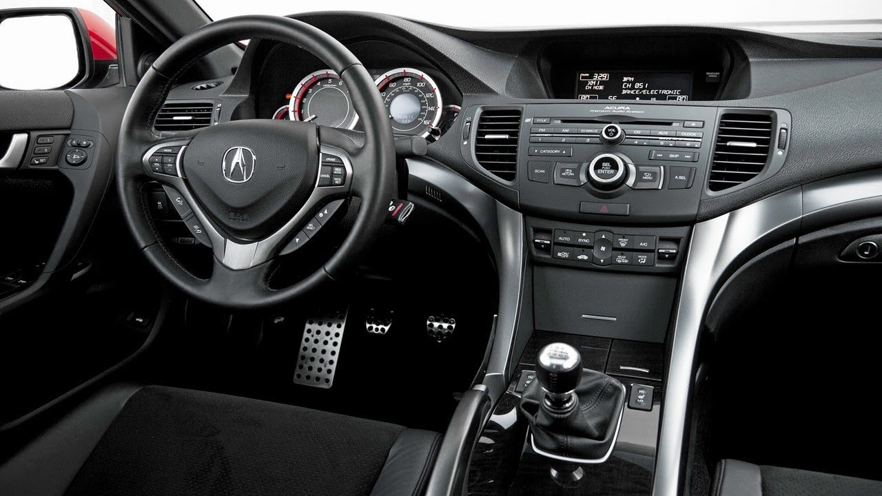 WOW!! This is Secret Acura TSX Special Edition Review - YouTube