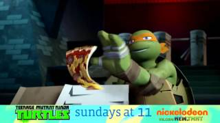 TMNT 2012|Promo Trailer NEW!