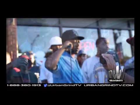 @UrbanGrindTV Presents Midwest Music Awards Street Cypher Esko The Kid @Eskothekid