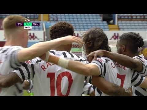 Aston Villa Manchester United Goals And Highlights