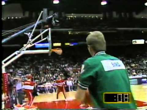 NBA: Final del Concurso de Triples (1988 - Chicago Stadium)