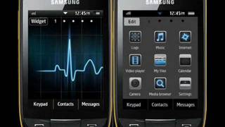 Samsung corby 2 themes fully customized 2