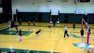 dig set hit volleyball drill