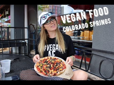 Vegan Food in Colorado Springs CO Part 1