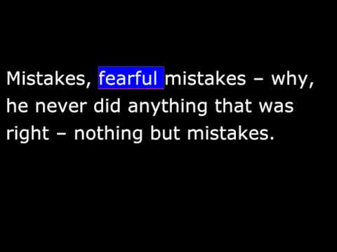 Luck By Mark Twain - VOA Special English - American Stories