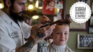 Schorem Haarsnijder en Barbier | Laurens & Mats