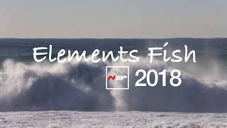 FISH The NSP Fish is a new shape for 2018. Stable, wide, and flatte...