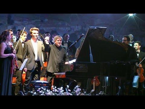 Sir Pappano-Borzillo: Beethoven Emperor Concerto (1° Mov)