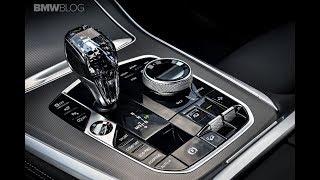 2019 BMW X5 Interior Design explained by BMW designer