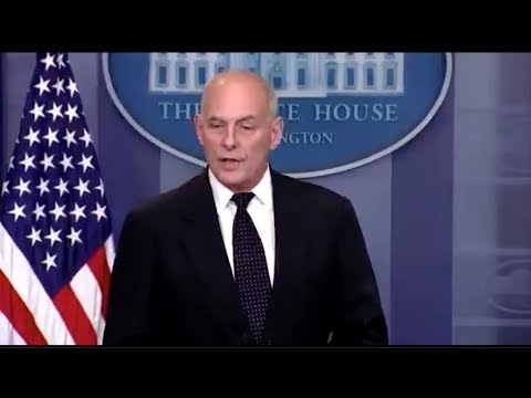 John Kelly Disgracing Self So Trump Can Attack Gold Star Mother