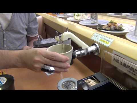 เที่ยวญี่ปุ่น ซูชิราคาถูกแสนอร่อย 105 เยน