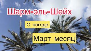 ШАРМ ЭЛЬ ШЕЙХ ПОГОДА МАРТ МЕСЯЦ 2021