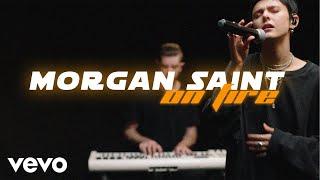 Morgan Saint -