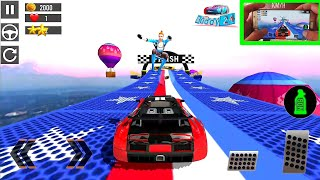 Ramp Stunt Car Racing Games: Car Stunt Games 2019 Android Gameplay
