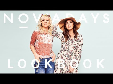 NOWADAYS x Megan & Liz Summer/Fall 2017 Lookbook