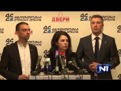 Dnevnik N1 / Beograd / 25.4.2016.