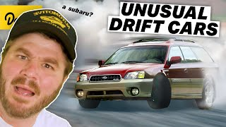 9 SURPRISINGLY Good Drift Cars
