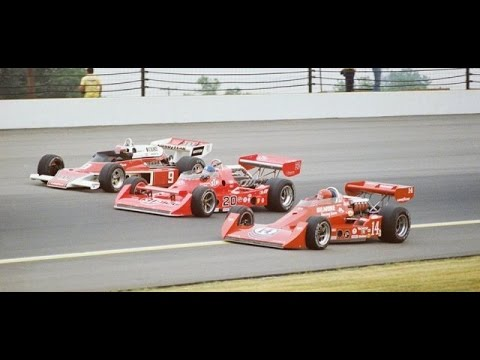 Top 10 Indianapolis 500 Moments of the 1970s