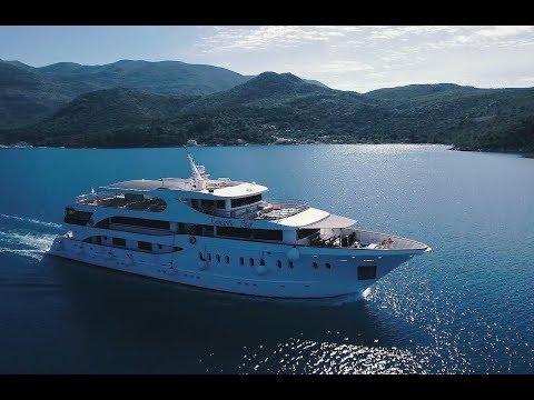 Kroatien - Cruisen auf Yachtschiffen im mediterranen Inselparadies
