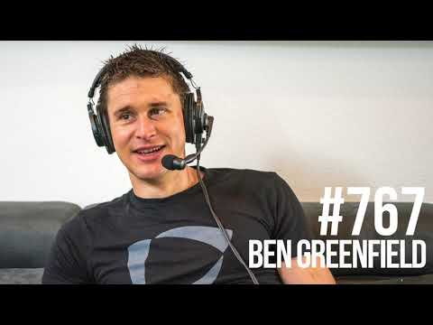 Episode 767: Ben Greenfield Bares All- His...
