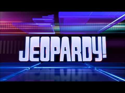 Jeopardy! Think Music Mashup