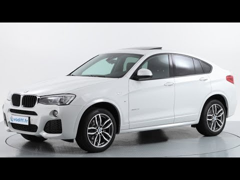 bmw x4 20d xdrive 190 cv m sport automatique youtube. Black Bedroom Furniture Sets. Home Design Ideas