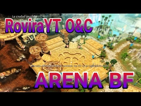 Order & Chaos Online ARENA BF