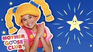 Twinkle, Twinkle, Little Star + More | Mother Goose Club Nursery Rhymes #NurseryRhymes