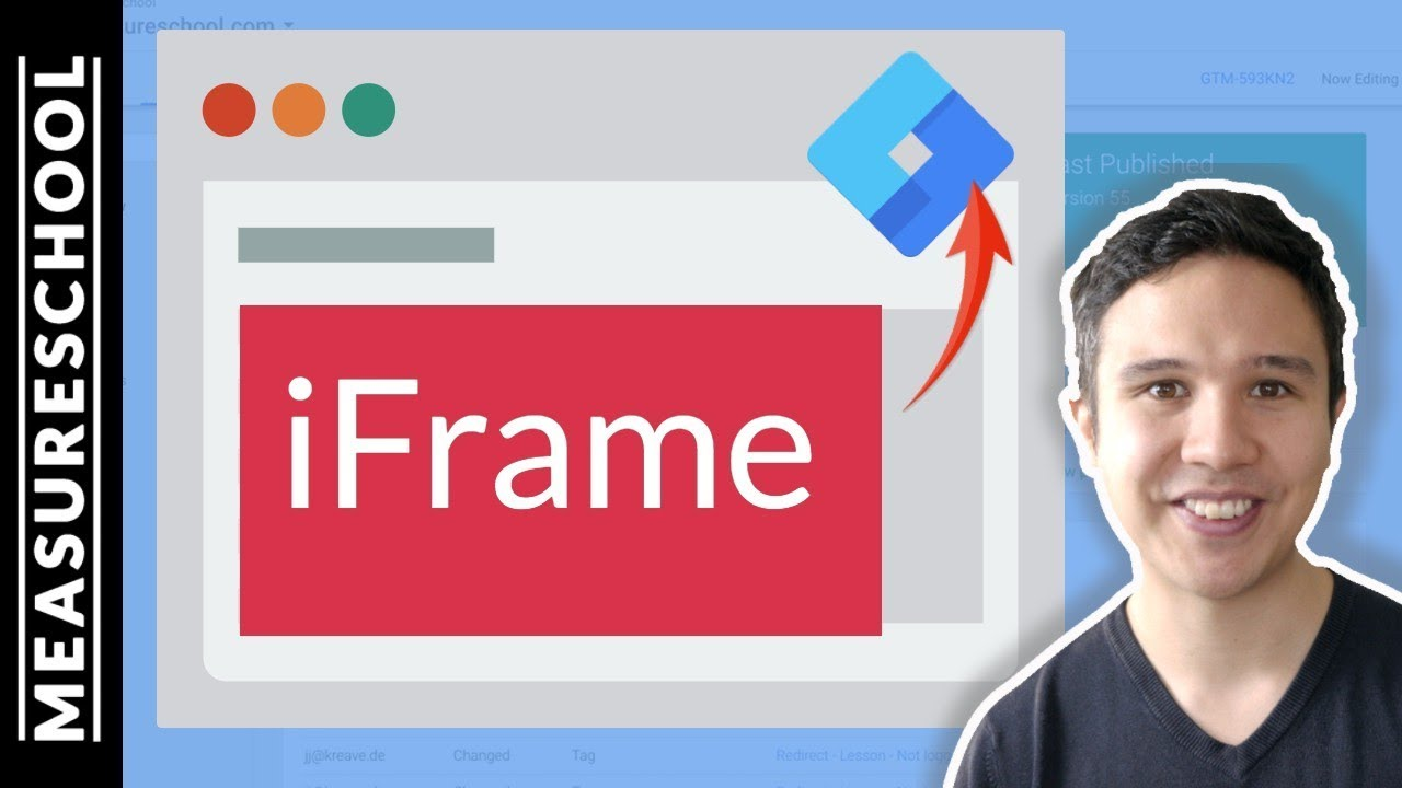 How to track iFrames with Google Tag Manager