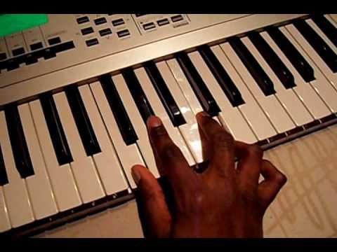 Lupe Fiasco  I'm Beaming Piano Tutorial