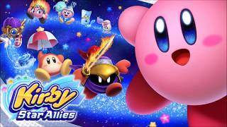 Void Soul Battle (V.1) (True Final Boss) - Kirby Star Allies OST Extended