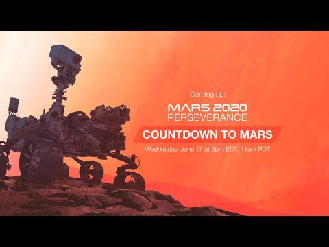 NASAs Mars 2020 Perseverance Rover  Countdown to Mars