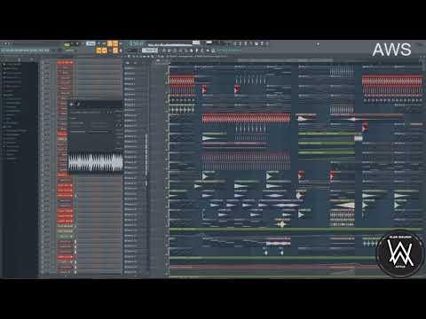 (FLP Download) Alan Walker - Alone (AWS Remake/Instrumental)