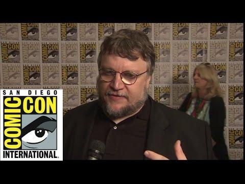 The Book Of Life - Guillermo Del Toro - Comic Con 2014